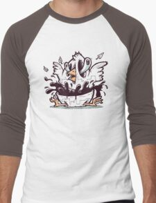 Easter Chick Men's Baseball ¾ T-Shirt