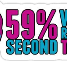 Tim Sherwood - Second to None Sticker