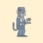 Cool Cat by fabric8