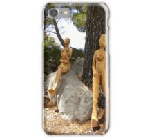 Will We Ever Be Mahogany, Dear?? iPhone Case/Skin