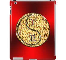 Aries & Ox Yin Fire iPad Case/Skin