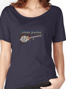 Slide Guitar Women's Relaxed Fit T-Shirt