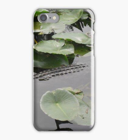 Swamp iPhone Case/Skin