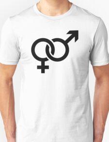 Male female couple T-Shirt
