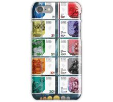 Final Fantasy Gil Banknote Collection iPhone Case/Skin