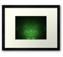 Emerald Guild Framed Print
