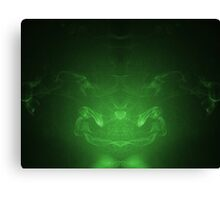 Emerald Guild Canvas Print