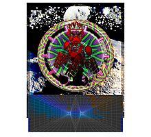TeleRobot Photographic Print