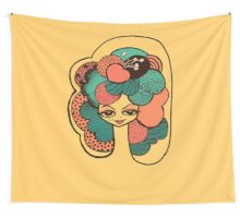 Lady Love ! honey im home! Wall Tapestry
