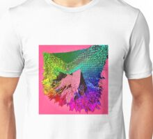 PINK Abstract Unisex T-Shirt