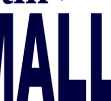 Martin O'Malley 2016 Sticker
