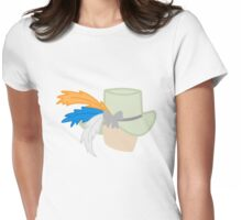 The Hat Womens Fitted T-Shirt