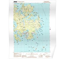 Maine USGS Historical Map Vinalhaven 103065 2000 24000 Poster