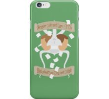 Me and You, I Do iPhone Case/Skin