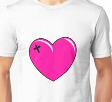 Jesus Love - Purple/Pink Unisex T-Shirt