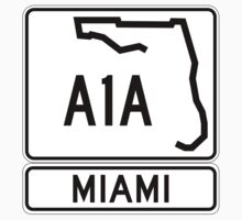 A1A - Miami by IntWanderer