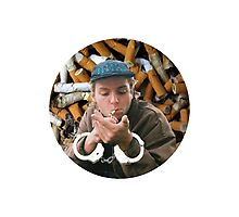 Mac Demarco - Chained By His Cigarettes [PLAIN] Photographic Print