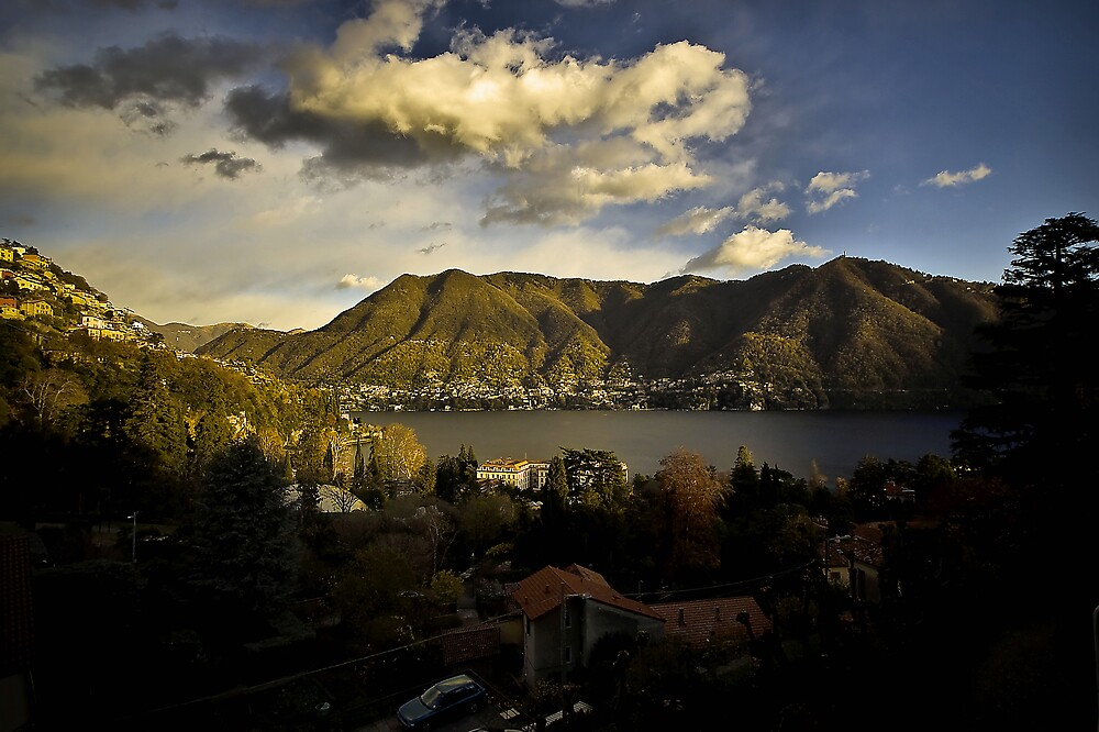 Como - Italy by Paul Louis Villani