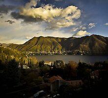 Como - Italy by Paul Louis Villani