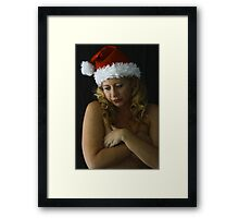 Christmas Without You Framed Print