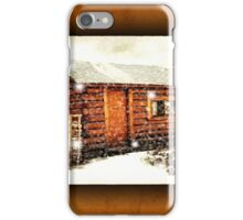 Logging In iPhone Case/Skin