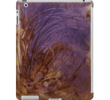 Brown Earth Purple Sea iPad Case/Skin