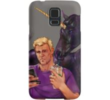 futzing magic Samsung Galaxy Case/Skin