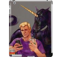 futzing magic iPad Case/Skin