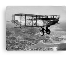The Fairey 3F  Canvas Print
