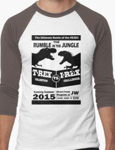 The Rumble in the Jungle Men's Baseball ¾ T-Shirt