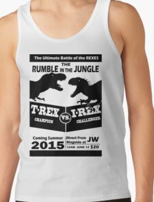 The Rumble in the Jungle Tank Top