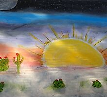 12 Hours in Arizona by Inner Child Art