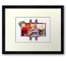 The Nedry Collection - Don't Get Cheap on Me Framed Print