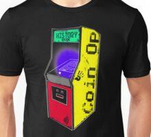 COIN OP history box Unisex T-Shirt