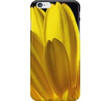 Yellow Zetia-macro iPhone Case/Skin