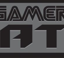#GamerGate Sega Genesis Logo Sticker