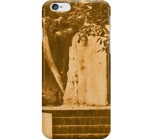 The Woman Who Walks iPhone Case/Skin