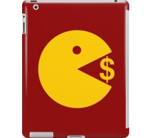 Eating Money - Manny Pacquiao  iPad Case/Skin
