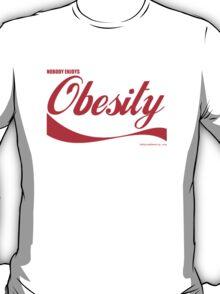 Nobody Enjoys Obesity T-Shirt