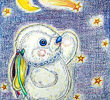 Pooky Stargazing by Lorna Gerard