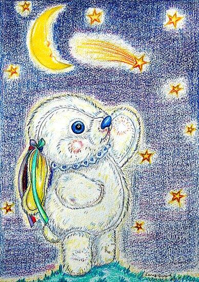 Pooky Stargazing by Lorna Gerard