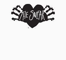The Swear - Open Black Heart Men's Baseball ¾ T-Shirt