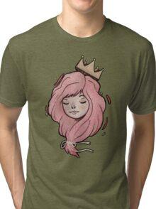 Little Crown Tri-blend T-Shirt