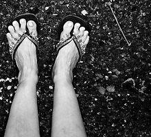 Sephardic Feet by Judith Oppenheimer