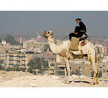 Giza Police Photographic Print