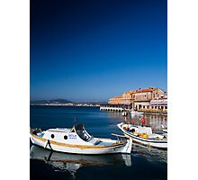 Turkish Boat Photographic Print
