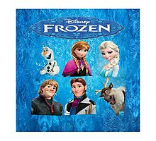 Set gift Olaf Anna and Elsa by custompro