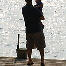 Father and Son by Lois  Bryan
