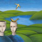 Bird Brains by Glenn McLeary