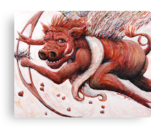 Cupig Canvas Print